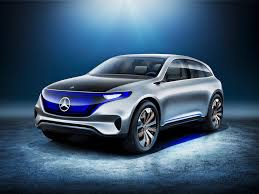 Mercedes Electric Suv Photos Business Insider