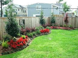 backyard fence decoration ideas decor large size of decorating for wonderful outdoor wooden decorations pc