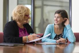 list of good first job ideas for teens high school student and counselor