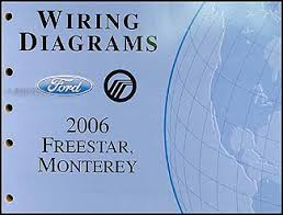 ford star service manuals shop owner maintenance and 2006 ford star mercury monterey wiring diagram manual original