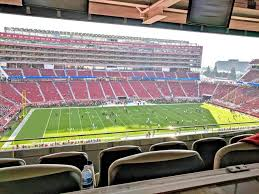 San Francisco 49ers Suite Rentals Levis Stadium