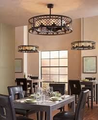 dining room ceiling fans with lights. Dining Room Fancy Ceiling Fans Fan Light Fixture Curtains Chairs Fantastic Furniture Lights Formal With H