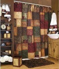 cabin shower curtain wilderness shower curtain cabin rustic lodge shower curtains cabin 9 design cabin shower