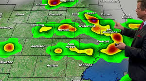 Metro Detroit weather: Severe storm threat this afternoon