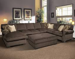 Large Chairs For Living Room Big Sectional Couches Couch Furniture Luxurious For Sofa