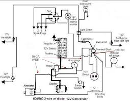 amp gauge wiring question yesterday s tractors this post was edited by greg1959 at 13 56 02 02 04 12