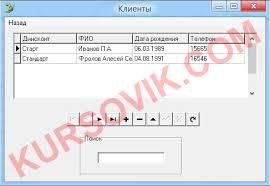 АИС Розничная торговля delphi access Дипломная работа ВКР  программирование на заказ