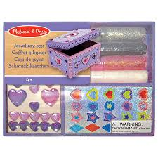 Melissa And Doug Decorate Your Own Jewelry Box Melissa Doug DecorateYourOwn Jewelry Box Jewelry Beading 4