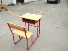 school desk and chair combo. classroom furniture combo wood single school desk and chair (sf-90s) a