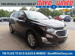 Search from 1949 used chevrolet equinox cars for sale, including a 2020 chevrolet equinox lt, a 2020 chevrolet equinox premier, and a certified 2020 chevrolet equinox lt. Used Chevy Equinox For Sale In Sylvania Oh Dave White Chevrolet