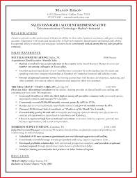 Sales Resume Examples Create A Cover Letter For A Resume Sales