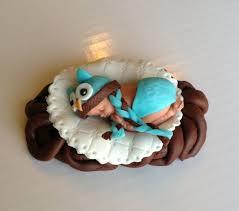 Owl Baby Shower Cake Angie Wimberly Hammond Kaylee Score Patrick Baby Shower Owl Cake Toppers