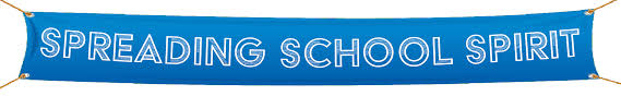 Image result for school spirit banner
