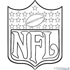 Nfl Coloring Pages Printable At Getcoloringscom Free Printable