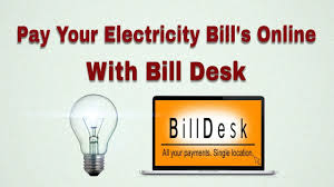 how to pay your electricity bills with bill desk