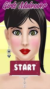 makeup games poster