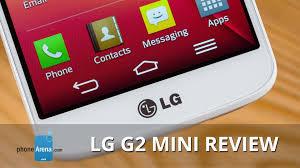 LG G2 mini Review - YouTube