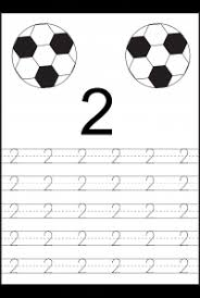 Tracing – Number Tracing / FREE Printable Worksheets – WorksheetfunNumber Tracing Worksheets For Kindergarten- 1-10 – Ten Worksheets
