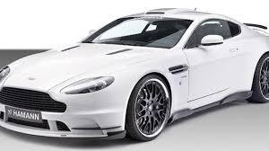 Hamann Tunes The Aston Martin Vantage V8
