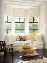 Window Treatment Ideas For Bay Windows Intended For Bay Window Treatment  Ideas Remodel