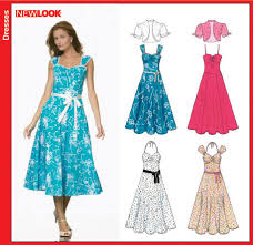 Sundress Patterns Fascinating New Look 48 Misses Sundress And Jacket