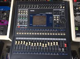 yamaha 03d. yamaha 03d digital mixing console + adat card built in effects and dynamics midi 03d
