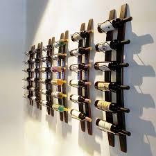 buy wall mounted wine rack. Ecofriendly Pine Wood Wine Holder Retro Wall Mounted Rack For Bottles And Buy