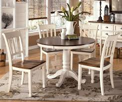 Ashley Furniture Kitchen Table Ashley Furniture Dining Rooms Is Also A Kind Of Whitesburg Round