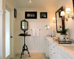 White Bathroom Remodel Ideas Extraordinary Gorgeous Bathroom Design Ideas Beadboard And White Bathroom