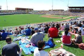 Camelback Ranch Glendale Seating Chart Spring Training Cactus League Stadiums In Arizona