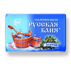 Туалетное <b>мыло Русская баня</b> - фабрики <b>Свобода</b>