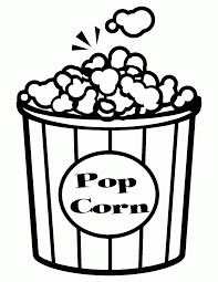 Small Picture Popcorn Coloring Pages jacbme