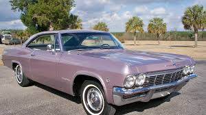 1965 Chevrolet Impala SS | F295 | Indy 2014