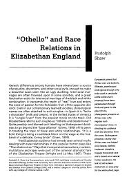 racism in othello essay essay about racism huck finn essays essay  argumentative thesis statement on racism essay racism how to score gre essayessays written about racism including
