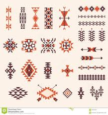 navajo designs meanings. Contemporary Designs Navajo Designs Contemporary Native American Aztec Pattern  Vector Elemets Design Set Throughout In Navajo Designs Meanings