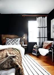 black rugs for bedroom large rug size of ideas 9
