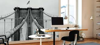 wallpaper for home office. Home Wall Murals Office Mural Covering Wallpaper From Depot For
