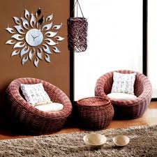 Small Picture Silver Acrylic 3D Sunflower Mirror Effect Wall Clock Sticker price