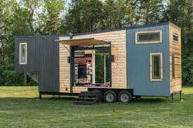 used tiny houses for sale. The 300-square-foot Escher Tiny House From New Frontier Homes. Photo By StudioBuell Used Houses For Sale .