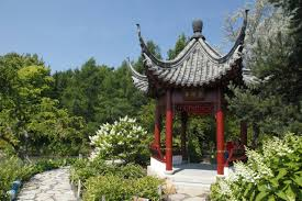 pavilion chinese garden montreal canada