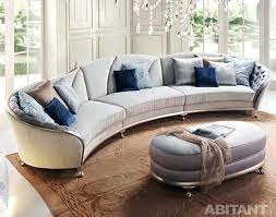 circular sectional sofa round and curved sofa with original accent furniture home rounded sectional sofa circular circular sectional sofa