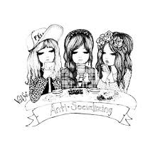 cute wallpapers for 3 best friends