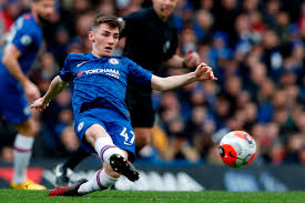 Mason mount scored the goal that ensured chelsea will be competing in the 2021 champions but who is the other kid in question? Inkl Grounded Chelsea Teen Billy Gilmour Can Handle Becoming New Whizz Kid Says Mason Mount Evening Standard
