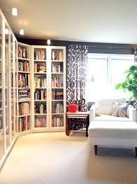 billy bookcases with height extensions and glass doors bookcase ikea s