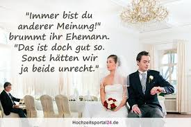 Hochzeitswitze Lustige Sprüche Zu Hochzeit Ehe