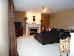 brown accent wall bedroom walls brown accent