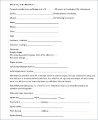 bill of sale template ma free printable massachusetts motorcycle bill of sale form template