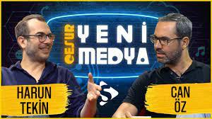 Müzik - Harun Tekin I Cesur Yeni Medya: Gelenekten Dijitale - YouTube
