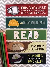 Free Printable Bookmarks For Kids Weareteachers