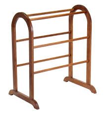 Free Standing Quilt Display Rack Stunning Amazon Winsome Wood Quilt Rack Walnut Kitchen Dining